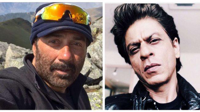 Photo of Sunny Deol tidak berbicara dengan Shahrukh Khan selama 16 tahun