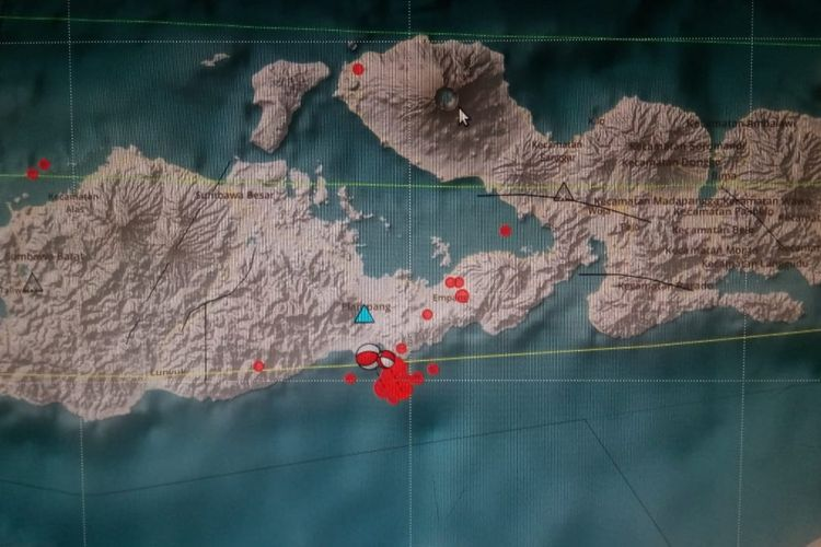 Photo of Gempa Berkekuatan 5,5 SR Mengguncang Sumbawa
