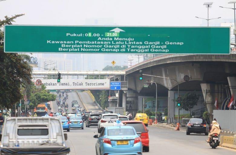 Photo of Aturan Ganjil-Genap Motor Di Jakarta