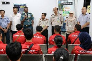 Kontingen Indonesia Wajib Suntik Vaksinasi dan Miliki Buku Sertifikat Vaksinasi3