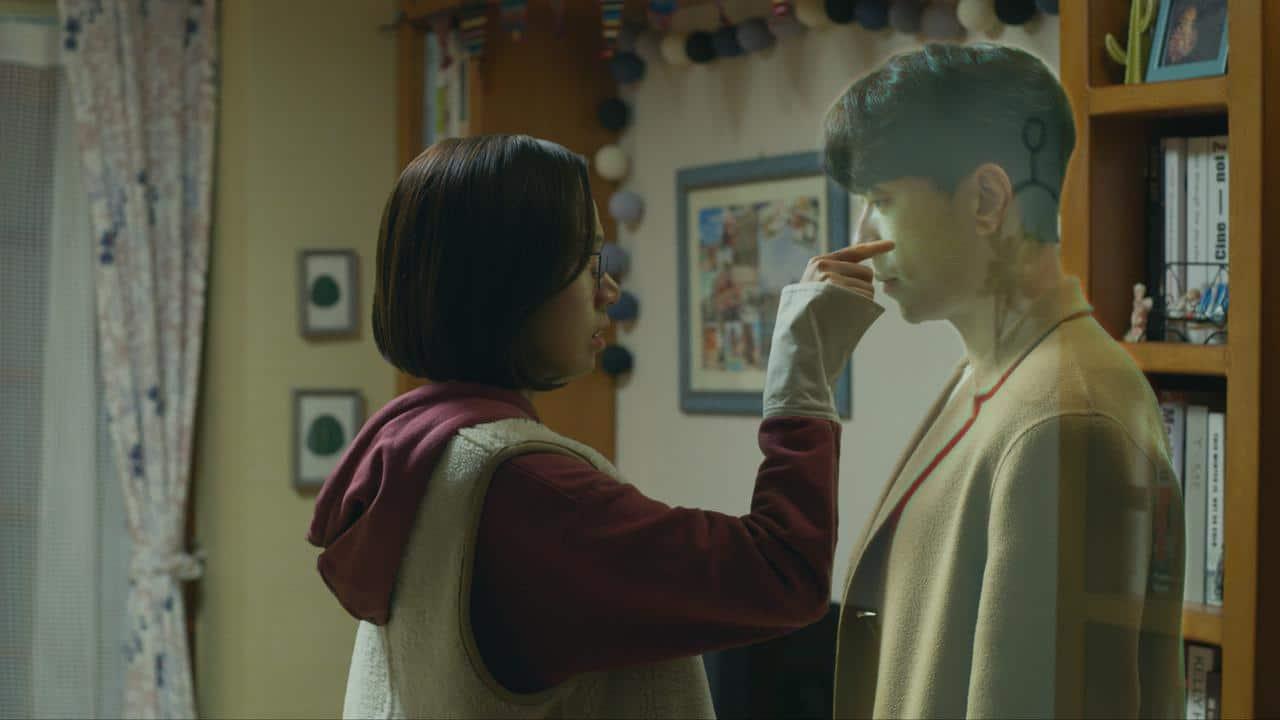 Drama Korea Unik, My Holo Love. Kisah Cinta Segitiga Yang Aneh.