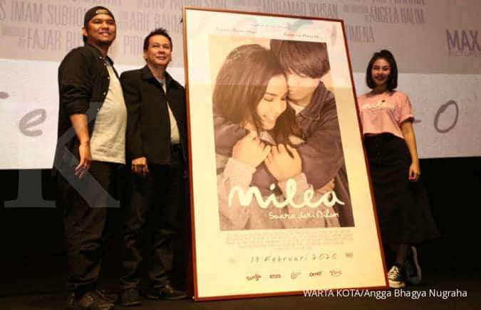 Milea: Suara Dari Dilan Tayang Di Bioskop Mulai Hari Ini.